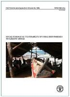 Social-ecological vulnerability of coral reef fisheries to climatic shocks