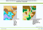 Rainfall Monitoring by Region for the African Continent: Eastern Africa