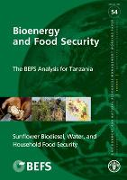 The BEFS Analysis for Tanzania : sunflower biodiesel, water, and household food security