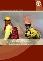 Fire management Voluntary guidelines: Principles and strategic actions