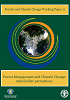Forest management and climate change: stakeholder perceptions