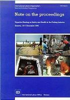 Safety and Health in the Fishing Industry, 1999, ILO