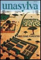 Unasylva - No. 168 - Arid Zone Forestry