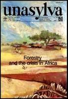 Unasylva - No. 150 - Forestry and the crisis in Africa