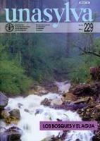 Unasylva 229: Los bosques y el agua