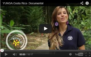 Estudiantes costarricenses participaron en proyecto ambiental