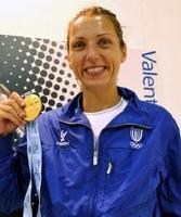Embajadora de YUNGA en los Juegos Olímpicos Juveniles