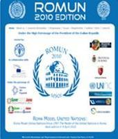 La FAO da la bienvenida a ROMUN 2010 un Modelo de Naciones Unidas (MUN)