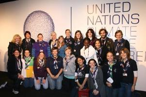 L'AMGE à la 15ème Conférence des Parties (CoP15)