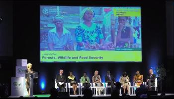 Inseparable: Forests, Wildlife and Food Security – High-level panel discussion (COFO 23)