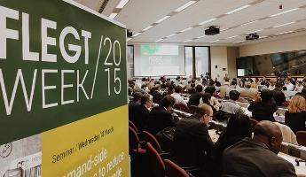 EU FLEGT Week 2015: Stakeholders discuss progress and look to the future