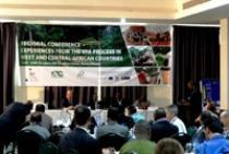 Conférence régionale 23-25 octobre 2012