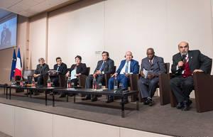 Le Directeur général de la FAO s'adresse au Forum international sur l'agriculture et le changement climatique