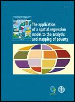 No. 7 - The Application of a Spatial Regression Model to the Analysis and Mapping of Poverty, 2003