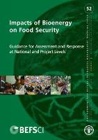 No 52 - Impacts of Bioenergy on Food Security