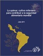 La quinua, cultivo milenario para contribuir a la seguridad alimentaria mundial