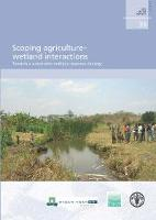 "Water Report 33 ""Scoping agriculture-wetland interactions: Towards a sustainable multi-response strategy"