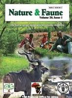 Nature & Faun. Volume 26, Issue 1