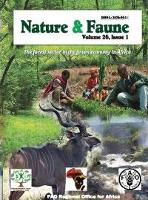The forest sector in the green economy in Africa Nature & Faune. Volume 26, Issue 1