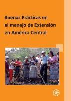 Buenas Practicas en el Manejo de Extensión en América Central