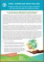 Vers l'avenir que nous voulons engager la lutte contre la faim et faire la transition vers des systèmes agro-alimentaires durables - Brochure
