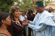 FAO vinner pris för sitt arbete i Niger
