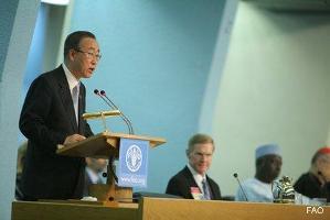 Gemensamt initiativ skall höja produktionen i Afrikas jordbruksbygder