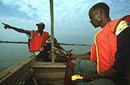Mer ekonomiska resurser behövs i kampen mot olagligt fiske