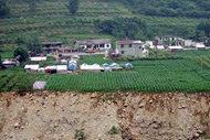 Jordbävningen i Sichuan: Skador på jordbruket för 6 miljarder USD