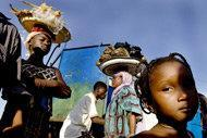 Rom-baserade FN-organ manar till kraftfulla åtgärder mot hunger från G8-länderna
