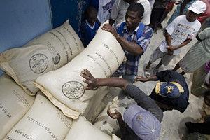 FAO och IFAD: Räddningspaket värt 10 miljoner US-dollar till Haitis bönder