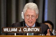 Clinton i FN: Matkrisen, energikrisen och finanskrisen är sammanlänkade