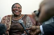 FAO hyllar Goodwill Ambassadör Miriam Makeba