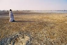 Tchadsjön står inför en humanitär katastrof