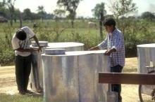 Skördeförluster förvärrar hungern