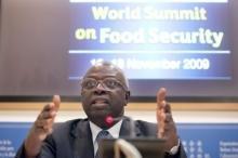 FAO uppmanar till en världsomfattande hungerstrejk mot hunger