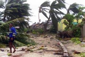 Klimatförändringen hotar mattillgången i Stillahavsområdet