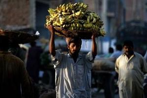Bananer står emot ekonomisk kris