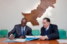 Samarbete mellan FAO och afrikanska virtuella universitetet