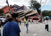 Förödande jordbävning i Haiti
