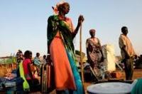 Livsmedelsförsörjningen i södra Sudan förbättras