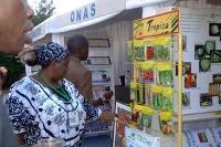 Nytt laboratorienätverk för kontroll av utsäde i Afrika