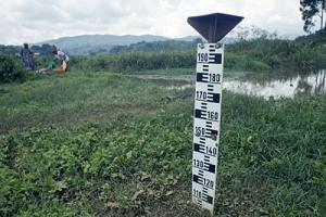 Klimatförändringen har stor inverkan på jordbrukets vattenförsörjning