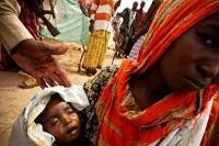 Hungersnöden sprider sig i Somalia
