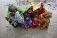 Svårare översvämningar än i fjol hotar bönderna i södra Pakistan