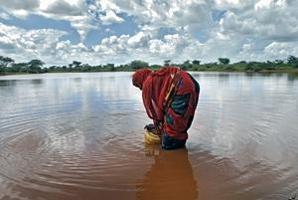 Effektivare vattenanvändning centralt i kampen mot hungern