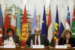 Nytt samarbete för hantering av uttjänta bekämpningsmedel i Östeuropa, Kaukasus och Centralasien