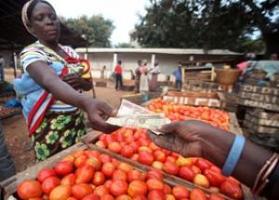 Hungerbekämpning – nödvändigt för en hållbar utveckling