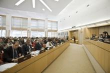 FAO:s beslutande organ ger stöd till reformer föreslagna av generaldirektören