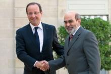 Frankrikes president och FAO:s generaldirektör betonar behovet av samordnade insatser för att stabilisera livsmedelspriserna